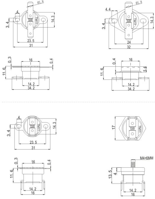洗衣液加盟 厂家招商tm22系列温控器   ⑸ 产品在不大于5a电流的电路